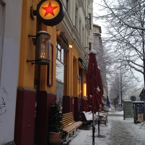 Café Pushkin, Winter '14