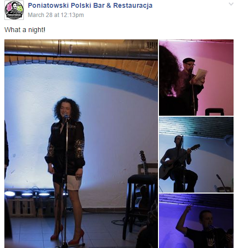 My funnest open mic experience in #Leipzig and the Pushkin-inspired poem Iread