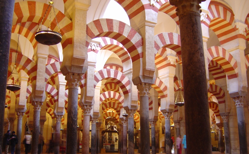 Guest post: Cordoba-inspired #travel poetry, prose and guide rolled into a beautiful package