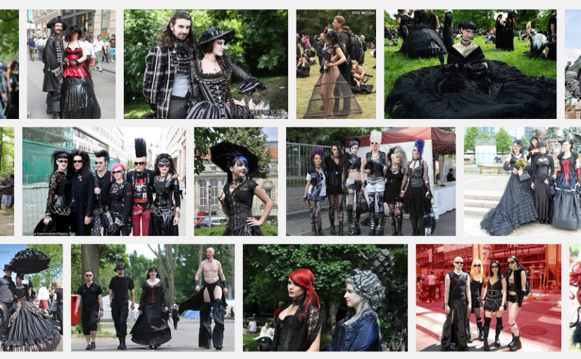 #LeipzigEvents: Catch Wave-Gotik-Treffen fever and a gothic-inspired open mic, May22
