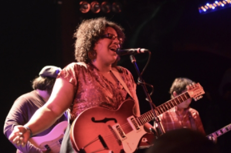 """""""Alabama Shakes 03"""" by Fred Rockwood from Simi Valley, CA - Brittany Howard. Licensed under CC BY 2.0 via Wikimedia Commons."""