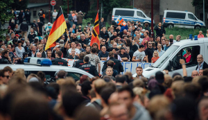 Neo-nationalist protests in Freital, LVZ-Online, http://goo.gl/3iRAoC