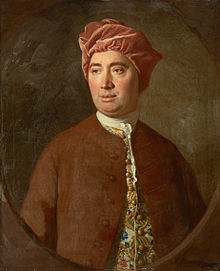 """""""David Hume,"""" Wikipedia. Image provided by C.R. Broerse."""