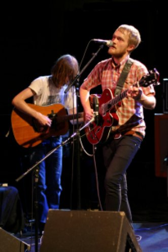 """""""Two Gallants3"""" by FXR from Paris, France. Licensed under CC BY 2.0 via Wikimedia Commons."""