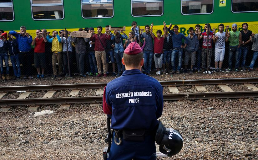 #GlobalIssues: The source of the refugeecrisis
