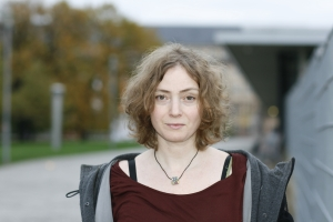 Svetlana Lavochkina. Photo courtesy of the author.