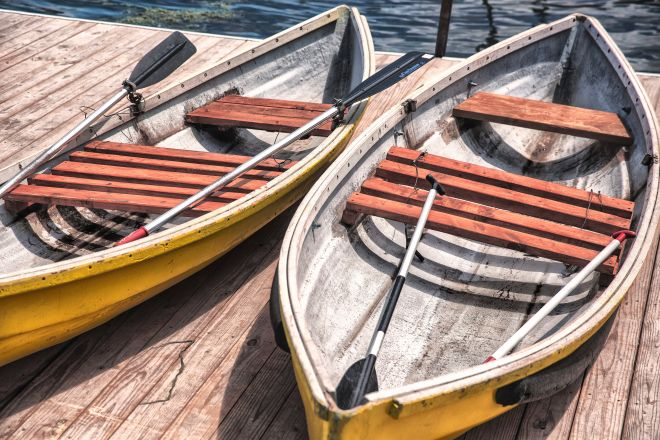 Ride into events with us this week, including an actual canoe tour at night...