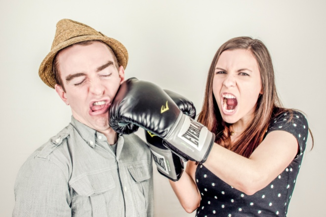 Up for boxing (with pitches) to get money for your digital startup?