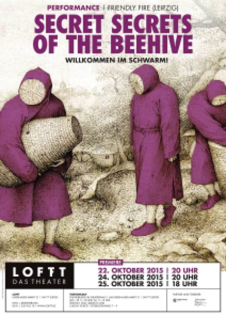 secrets of the beehive