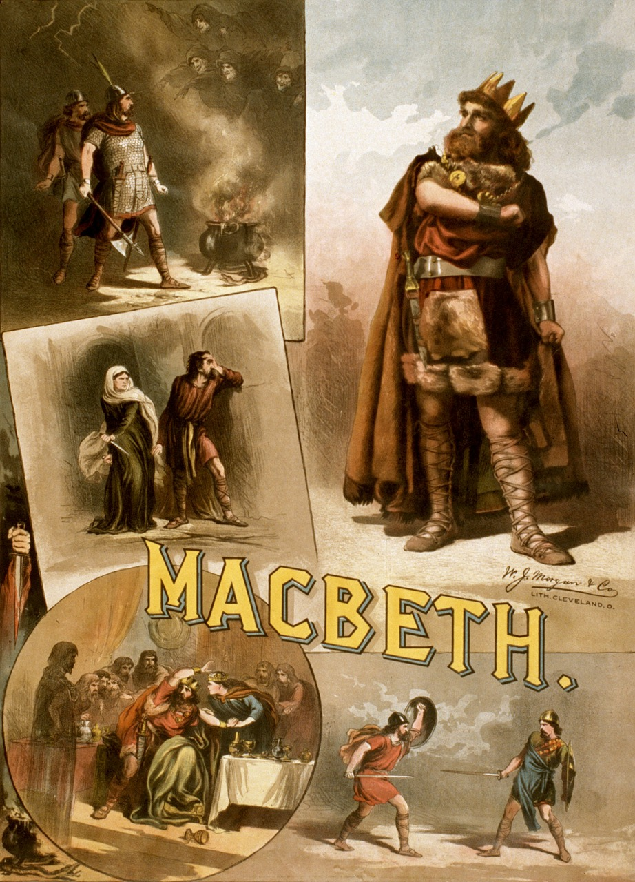 physical and mental isolation in macbeth by william shakespeare Hallucinations in macbeth caused by various physical and mental disorders william shakespeare's macbeth revolves around the downfall of several key.