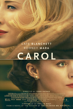 #MovieReview #LOVEzig: Carol